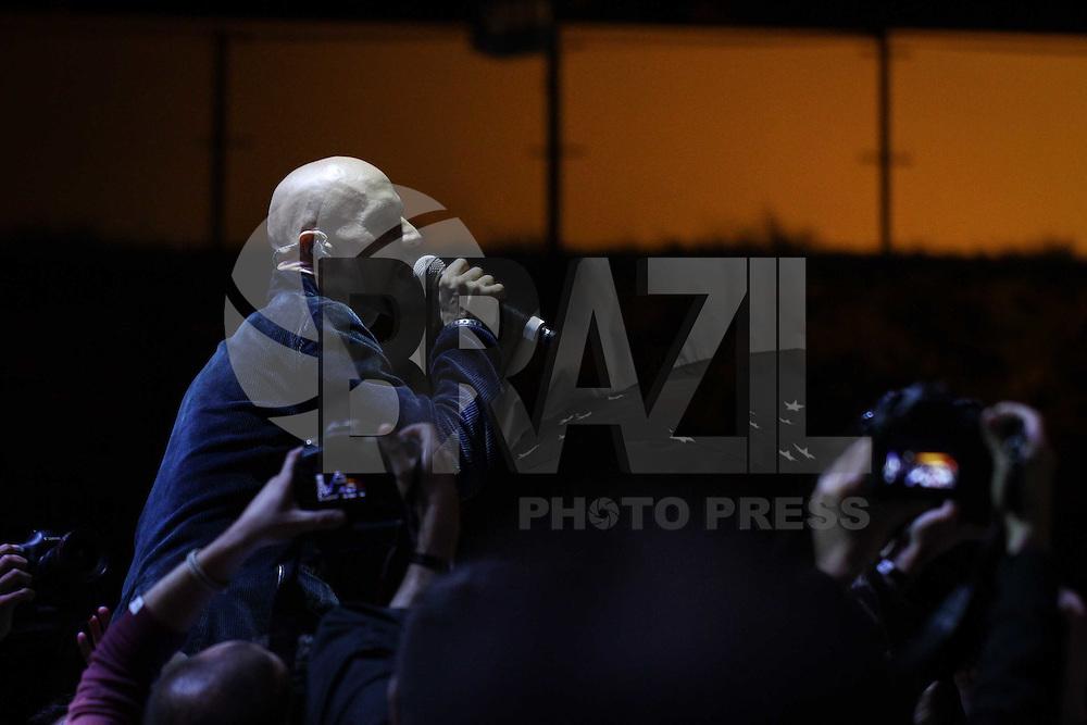 18/07/2014 - PORTUGAL, PORTO, GAIA - MEO MARÈS VIVAS 2014 - JAMES, músico do Reino Unido durante o Festival Meo Marés Vivas 2014. (Foto: Pedro Lopes/Brazil Photo Press)