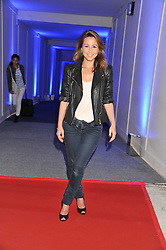 RACHEL STEVENS at a party hosted by Rimmel London to celebrate the 10 year partnership with Kate Moss held at Battersea Power Station, London SW8 on 15th September 2011.