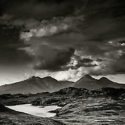 HONORABLE MENTION - International photography awards <br /> <br /> Rum and Gruline from the Sgurr, Isle of Eigg