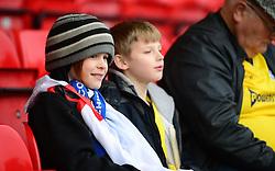 Bristol Rover fans. - Mandatory by-line: Alex James/JMP - 21/01/2017 - FOOTBALL - Banks's Stadium - Walsall, England - Walsall v Bristol Rovers - Sky Bet League One