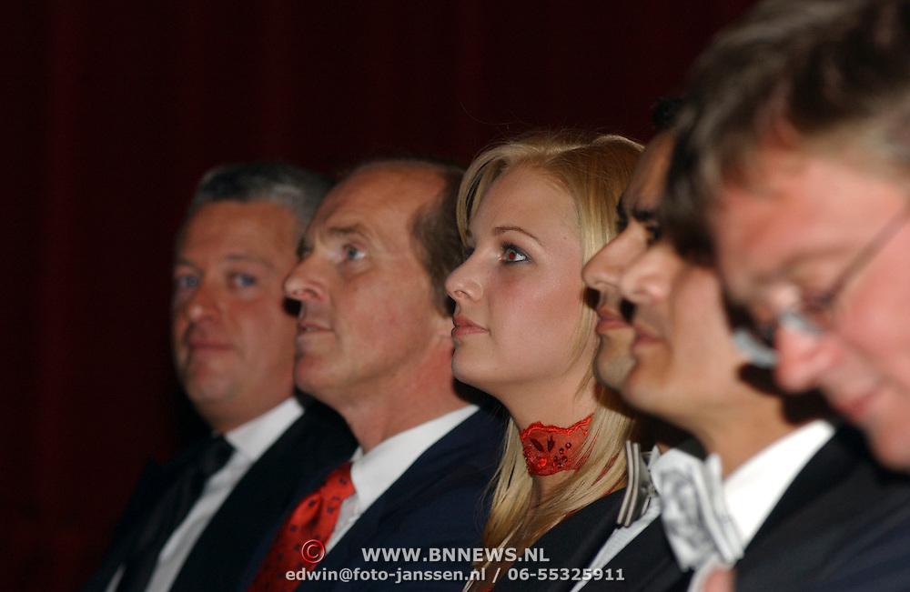 Verkiezing Miss Nederland 2003, Elise Boulonge, Miss Nederland 2002