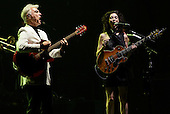 DAVID BYRNE & ST. VINCENT @ BEACON THEATRE 2012