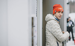 10.03.2020, Lysgards Schanze, Lillehammer, NOR, FIS Weltcup Skisprung, Raw Air, Lillehammer, Herren, im Bild Constantin Schmid (GER) // Constantin Schmid of Germany during men's 2nd Stage of the Raw Air Series of FIS Ski Jumping World Cup at the Lysgards Schanze in Lillehammer, Norway on 2020/03/10. EXPA Pictures © 2020, PhotoCredit: EXPA/ JFK