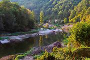 Big river in Strandzha Mountains