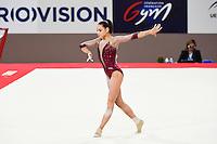 Claire Martin - 15.04.2015 - Qualifications - Championnats d'Europe Gymnastique artistique - Montpellier<br />Photo : Andre Delon / Icon Sport