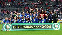 DFB-Pokalsieger Turbine Potsdam 2:0<br /> DFB-Pokal Finale Frauen 1. FFC Turbine Potsdam - 1. FFC Frankfurt <br /> Norway only