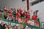 Ultras The Flexx Pistoia<br /> Banco di Sardegna Dinamo Sassari - The Flexx Pistoia<br /> LegaBasket Serie A LBA Poste Mobile 2017/2018<br /> Sassari 16/12/2017<br /> Foto Ciamillo-Castoria