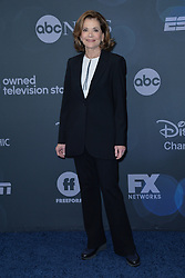 May 14, 2019 - New York, NY, USA - May 14, 2019  New York City..Jessica Walter attending Walt Disney Television Upfront presentation party arrivals at Tavern on the Green on May 14, 2019 in New York City. (Credit Image: © Kristin Callahan/Ace Pictures via ZUMA Press)