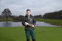RISSBERGEN - WILLIAM BOOGAARTS, Greenkeeper van het jaar, werkzaam op o.a. Golfbaan De Turfvaert.  COPYRIGHT KOEN SUYK