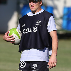 DURBAN, SOUTH AFRICA Tuesday 28th July 2015 -  Joe Pietersen during the Cell C Sharks training session at Growthpoint Kings Park in Durban, South Africa. (Photo by Steve Haag)