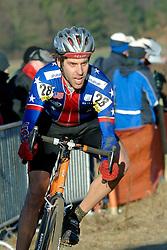 29-01-2006 WIELRENNEN: UCI CYCLO CROSS WERELD KAMPIOENSCHAPPEN ELITE: ZEDDAM <br /> Jonathan Baker (USA)<br /> ©2006-WWW.FOTOHOOGENDOORN.NL