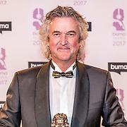 NLD/Hilversum//20170306 - uitreiking Buma Awards 2017, winnaar Buma Classical Award, Johan de Meij