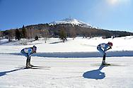 41° TROFEO AMICI DELLA MONTAGNA, Coppa Apt Trento, Monte Bondone Valle dei Laghi gara a staffetta, Viotte 19 Marzo 2016 © foto Daniele Mosna