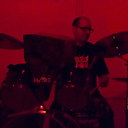 "Dennis Childers on Drums playing with ""The Darkroom"" band"