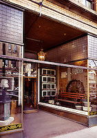 Post and Beam Reclamation, antique home decor shop at the Junction neighbourhood in Toronto, Canada