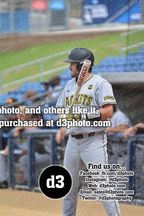 Baseball: NCAA Division III South Regional. Denison University vs. Randolph-Macon College.