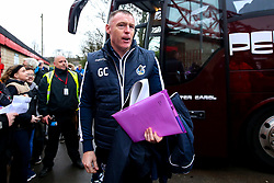 Bristol Rovers manager Graham Coughlan - Mandatory by-line: Robbie Stephenson/JMP - 12/01/2019 - FOOTBALL - Wham Stadium - Accrington, England - Accrington Stanley v Bristol Rovers - Sky Bet League One