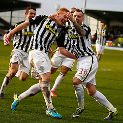 St Mirren v Kilmarnock | Scottish Premiership | 1 March 2014