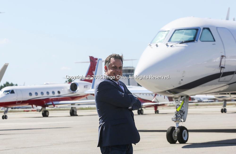 Bill Papariella, CEO of Jet Edge.