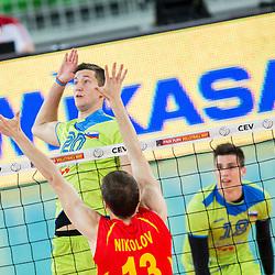 20140524: SLO, Volleyball - EURO 2015 Qualifications, Slovenia vs FYR Macedonia