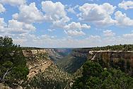 Cliff Canyon,Mesa Verde National Park, Colorado