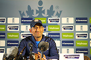 Pre Test Series Press conference at Trent Bridge