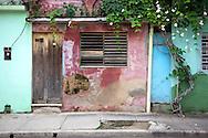 House in Holguin, Cuba.