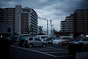 Tokyo, April 20 2011 -  .(eng) In Nerima district, one of the poorest in Tokyo, Ryota Suzuki and his family have settled down in a public housing unit, provided by the Tokyo city hall...(fr) Dans l'arrondissement de la Edogawa, un des quartiers les plus pauvres de Tokyo, Ryota Suzuki et sa famille ont obtenu un HLM de la ville de Tokyo.