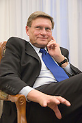 Leszek Balcerowicz polish economist former vice prime minister and CEO of Polish National Bank photo Piotr Gesicki