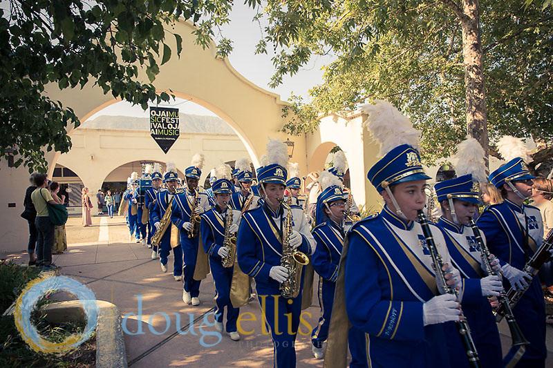 Ojai Music Festival Event photos, Ojai CA 2013