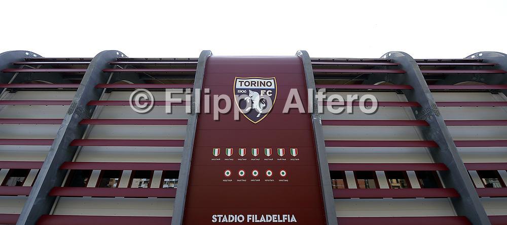 &copy; Filippo Alfero<br /> Inaugurazione Stadio Filadelfia del Torino FC<br /> Torino, 25/05/2017