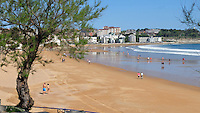 Beach, El Sardinero, Santander, Spain, May, 2015, 201505060728<br />