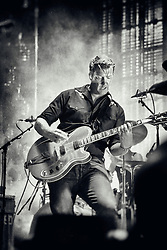 Queens of The Stone age at The Bill Graham Civic Auditorium - 4/21/14