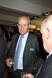 SIR FRANCIS RICHARDS at the launch of the Imperial War Museum's 70th anniversary commemorating the outbreak of World War 11 held at the Cabinet War Rooms, Whitehall, London on 2nd September 2009.