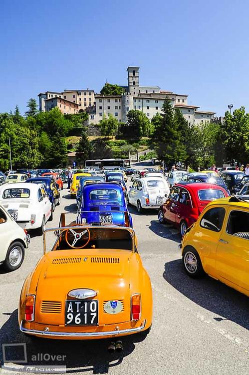 Oldtimer, Italy, Friaul-Julian Venetia, Castelmonte