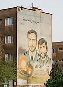 Tehran Murals
