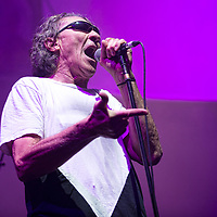 The Tubes in concert at theSSE Hydro, Glasgow, Scotland, Britain 12th November 2017