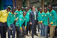 Standard Bank cricket reception 260713
