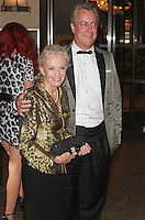 Hayley Mills & Stephen Tompkinson, TV Choice Awards, London Hilton Park Lane, London UK, 07 September 2015, Photo by Brett D. Cove