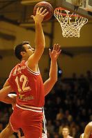 20011024: Goran Doder , Centrum Tigers. Basket Bærums Verk Defenders - Centrum Tigers. (Foto: Andreas Fadum, Digitalsport)