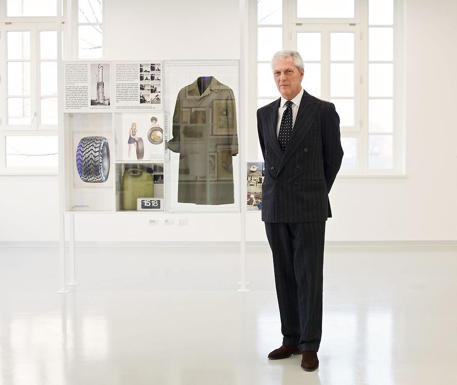 Marco Tronchetti Provera, 2012