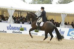 KOSCHEL Christoph, Donnperignoncandic H.B.C.<br /> Lingen Dressurfestival - 2011<br /> Grand Prix Special<br /> © www.sportfotos-lafrentz.de/Stefan Lafrentz