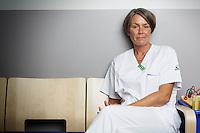 Pernilla Svensson, sköterska på vårdcentralen i Klippan.
