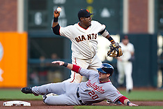 20100526 - Washington Nationals at San Francisco Giants (Major League Baseball)