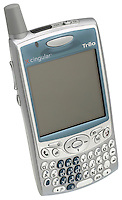 treo 650 smartphone by palm