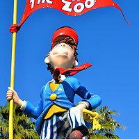 If I Ran The Zoo in Seuss Landing at Islands of Adventure in Orlando, Florida <br />