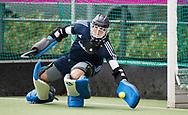 TILBURG - . Hoofdklasse hockey competitie Tilburg-SCHC (4-2). COPYRIGHT KOEN SUYK