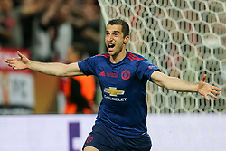 24-05-2017 SWE: Final Europa League AFC Ajax - Manchester United, Stockholm<br /> Finale Europa League tussen Ajax en Manchester United in het Friends Arena te Stockholm / Henrikh Mkhitaryan (Manchester)