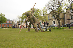 Centenary Willow Sculpture Casltebar