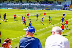 Fans watch the training session - Ryan Hiscott/JMP - 19/07/2018 - FOOTBALL - Memorial Stadium - Bristol, England - Bristol Rovers Open Day